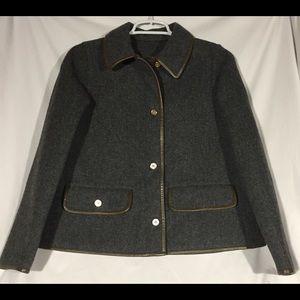 Bonnie CashinSills Wool Jacket Vintage Lord Taylor